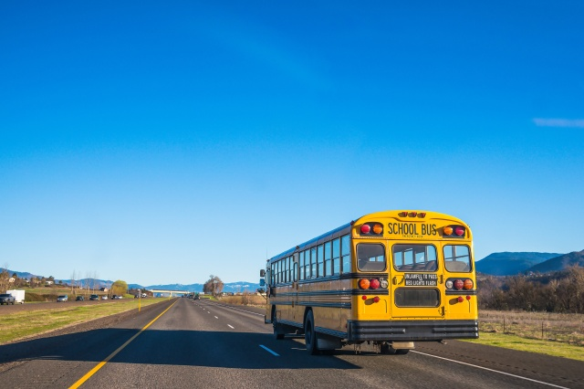Full school bus training coming soon!